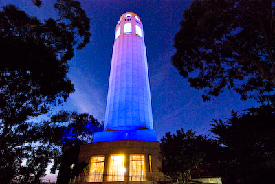 Coit Tower 0